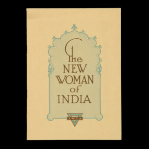 # 15382  ELDREDGE, Helen Woodsmall  [WOMEN'S RIGHTS] The new woman of India