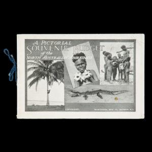 # 15329  WINGHAM, J.  A pictorial souvenir budget of the North Australian Aboriginals