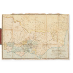 # 15370  Tulloch & Brown's map of the Colony of Victoria :