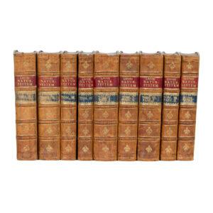 # 15732  LINNE, Carl von (1707 - 1778)  [KANGAROO]. Des Ritters Carl von Linné vollständiges Natursystem :