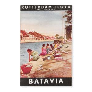 # 15514  ROYAL ROTTERDAM LLOYD  [DUTCH EAST INDIES] Batavia