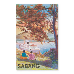 # 15516  ROYAL ROTTERDAM LLOYD  [DUTCH EAST INDIES] Sabang