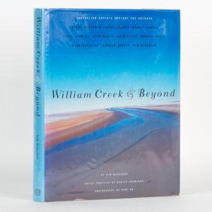 # 15765  [OLSEN]. McGREGOR, Ken.  William Creek & Beyond.