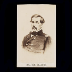 # 15686  [MEAGHER, Thomas Francis, 1823-67]  [TASMANIA] General Thomas Francis Meagher, Irish Nationalist, convict in Van Diemen's Land