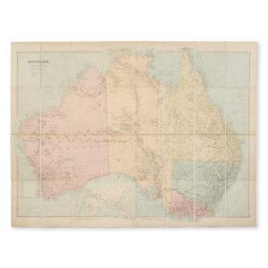 # 15660  Map of Australia