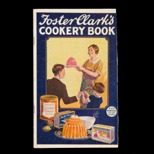 # 15633  FOSTER CLARK (AUSTRALIA)  Foster Clark's cookery book.