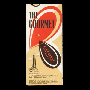 # 15654  The gourmet in Singapore City
