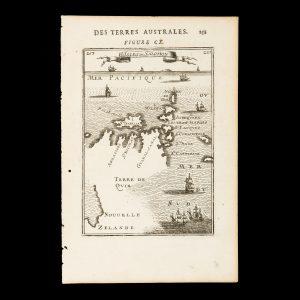 # 15536  MALLET, Alain-Manesson  Isles de Salomon