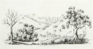 # 15802  WYATT, William (1838-1872)  Somewhere in the Hills