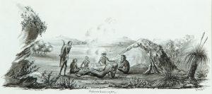 # 15801  WYATT, William (1838-1872)  Natives Encamped