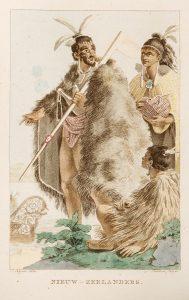 # 14141  STUART, Martinus (1765-1826); KUYPER, Jaques (artist)  [ABORIGINES] De mensch, zoo als hij voorkomt op den bekenden aardbol,