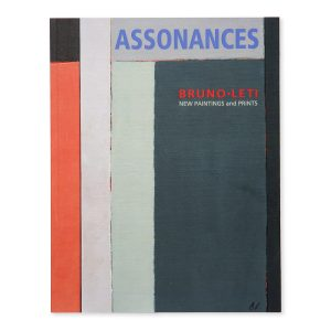 # 15831  LETI, Bruno  Assonances. Bruno Leti : new paintings and prints (signed copy)