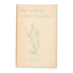 # 15598  BROOKE, Major General Geoffrey  The major goes fishing