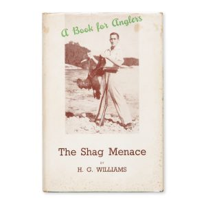 # 15541  WILLIAMS, H.G.  The Shag Menace