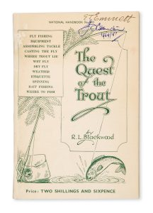 # 15539  The quest of the trout