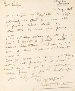 Manuscripts Archives - Douglas Stewart Fine Books