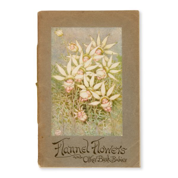 Flannel flowers and other bush babies - Douglas Stewart ...